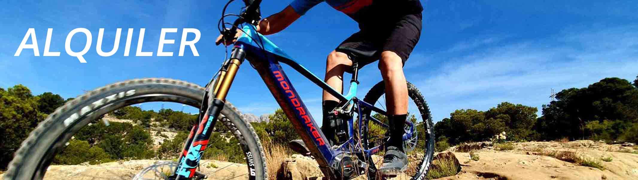alquiler de bicicletas en villanueva del pardillo madrid