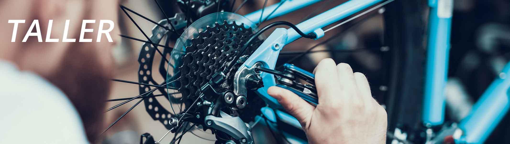 taller reparacion y mantenimeinto bicicletas villanueva madrid